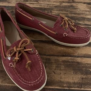 NWOT Sperry Top-Sider Firefish Boat Shoes 9.5
